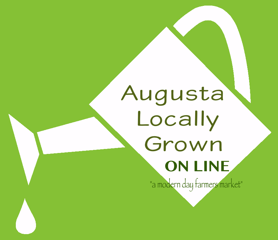 Augusta Locally Grown Online Market     Year round  Pre  Ordering: Every Friday at Noon until Sunday at 8pm  Pick Up: Every Tuesday  Pick Up Location #1  898 Weinberger Way, Evans, GA 30809   Pick Up Location #2  540 Telfair Street, Augusta, GA 30901  Contact: kim@augustalocallygrown.org