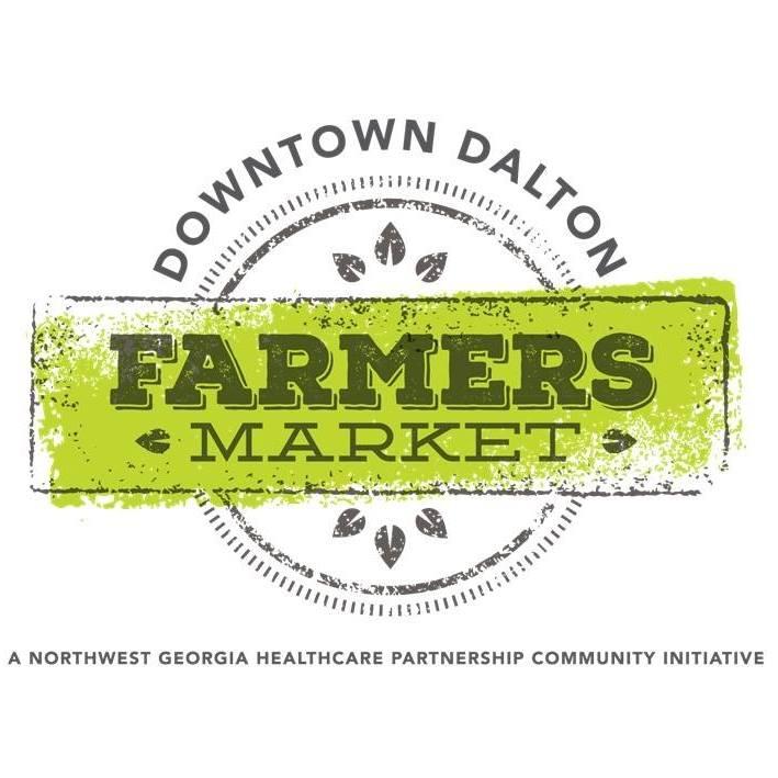 - Downtown Dalton Farmer's MarketJune-OctoberSaturday: 8am -2pm; Tuesday: 10am-3pmDalton Green ParkContact: Katelyn Griggskgriggs@nghp.org