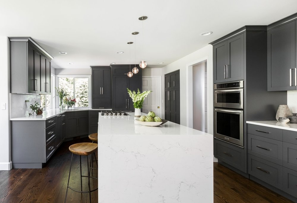 Howard Z Freeman Custom Kitchen and Home Remodel - Seattle