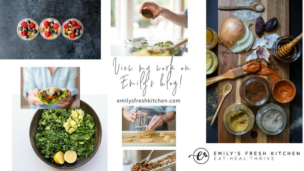 emily's fresh kitchen