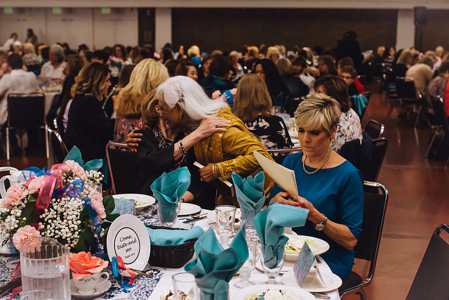 women's luncheon -