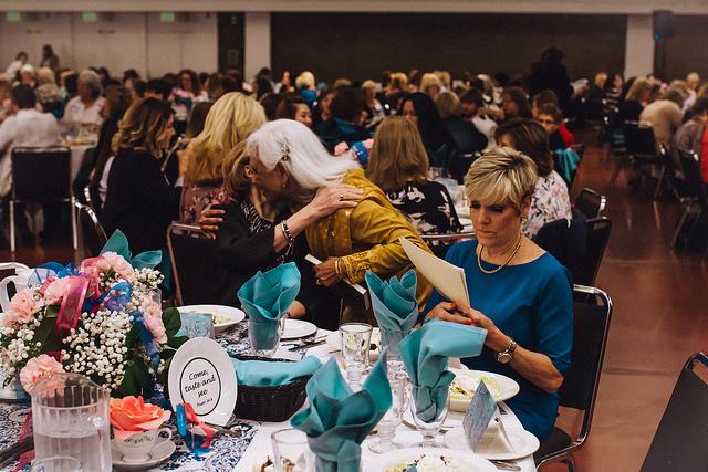 women's luncheon -
