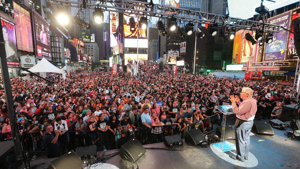 NEW YORK CITY - 2015