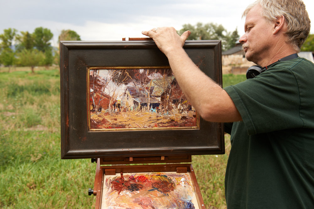 Rett Plein Air - Aug 2012 - Spring City 10.jpg