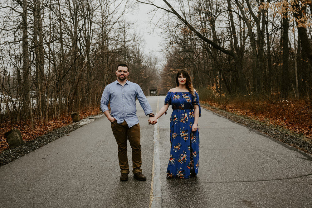 Cuyahoga Falls Wedding Photographer Cuyahoga Valley Engagement Photos Cleveland Wedding Photographer