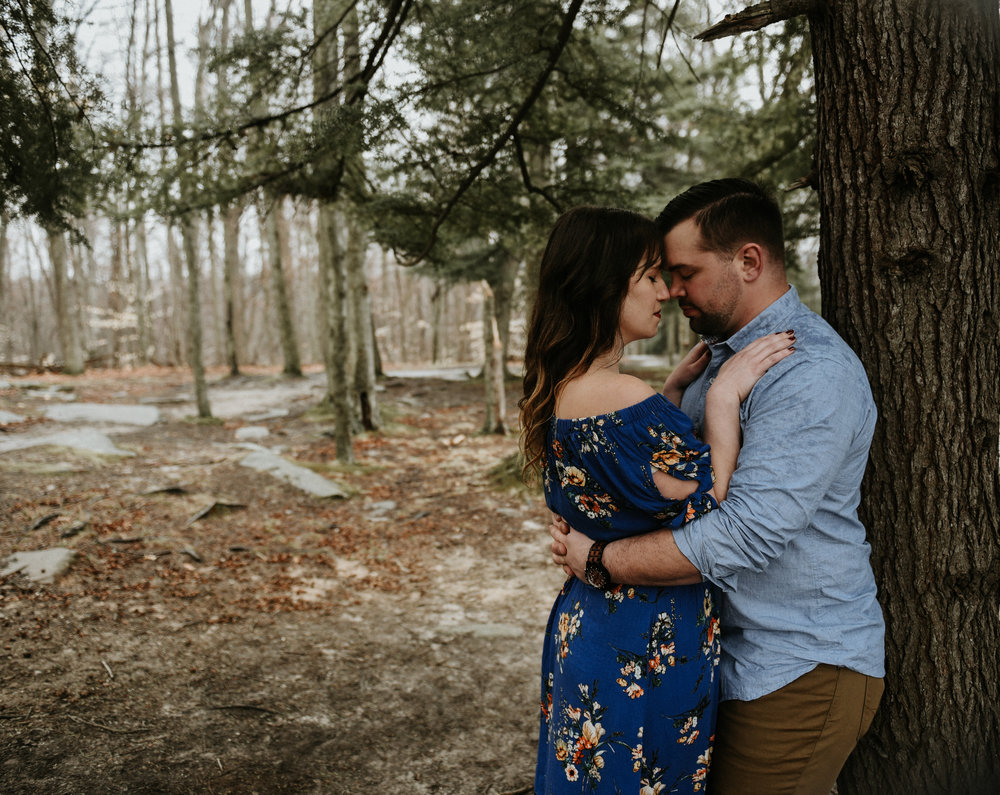 Cuyahoga Valley National Park Engagement Photos Akron Wedding Photographer Cleveland Wedding Photography