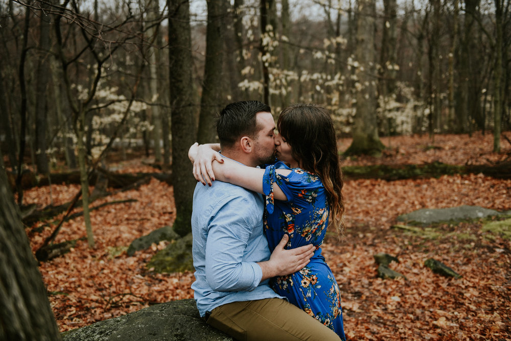 Cuyahoga Valley National Park Akron Wedding Photographer Cleveland Engagement Photos