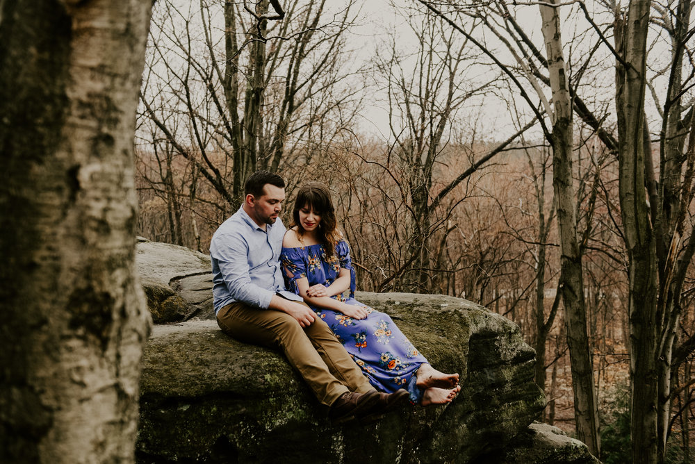 cleveland wedding photographer cuyahoga valley engagement