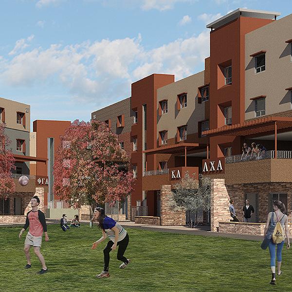 Greek Leadership Village - Tempe328,881 sq ft$82,600,000End Date: August 2018