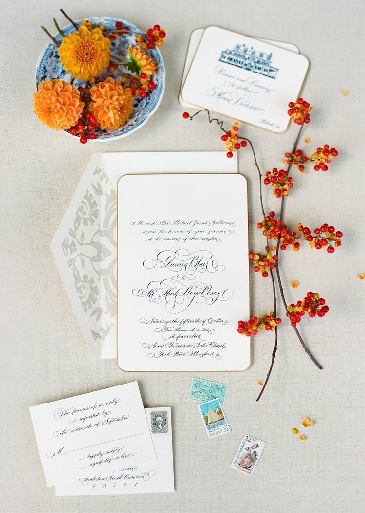 Plantation Wedding in Southern Maryland — Kate Headley WEDDING ...