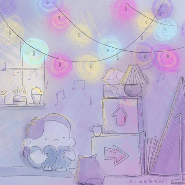 Art by @lisa_vertudaches . . Tag #womenofillustration for a chance to be featured or become a Patron for a paid promo. . .  #womenwhodraw #illustration #womenwithpencils #digitalillustration #drawing #illustrationoftheday #illustratorsofinstagram #illustrationage #instaart #illustrationartists #design #illustagram #sketch #sketchbook #artist #doodles #draw #artwork #doodling #cartoon #artoftheday #digitalart #music #kidlitart #freelanceillustrator #childrensbookillustration #childrensbook #kidsillustration #childrensillustration