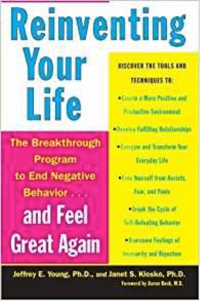 Reinventing Your Life book cover