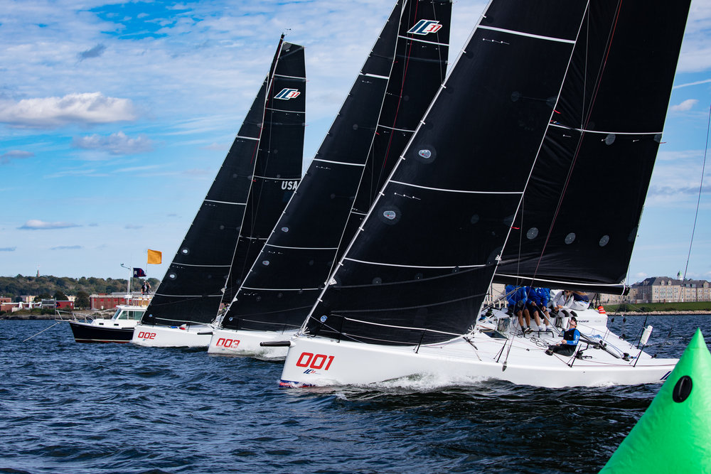 Inaugural IC37 Regatta Offers Glimpse of What's to Come in 2019