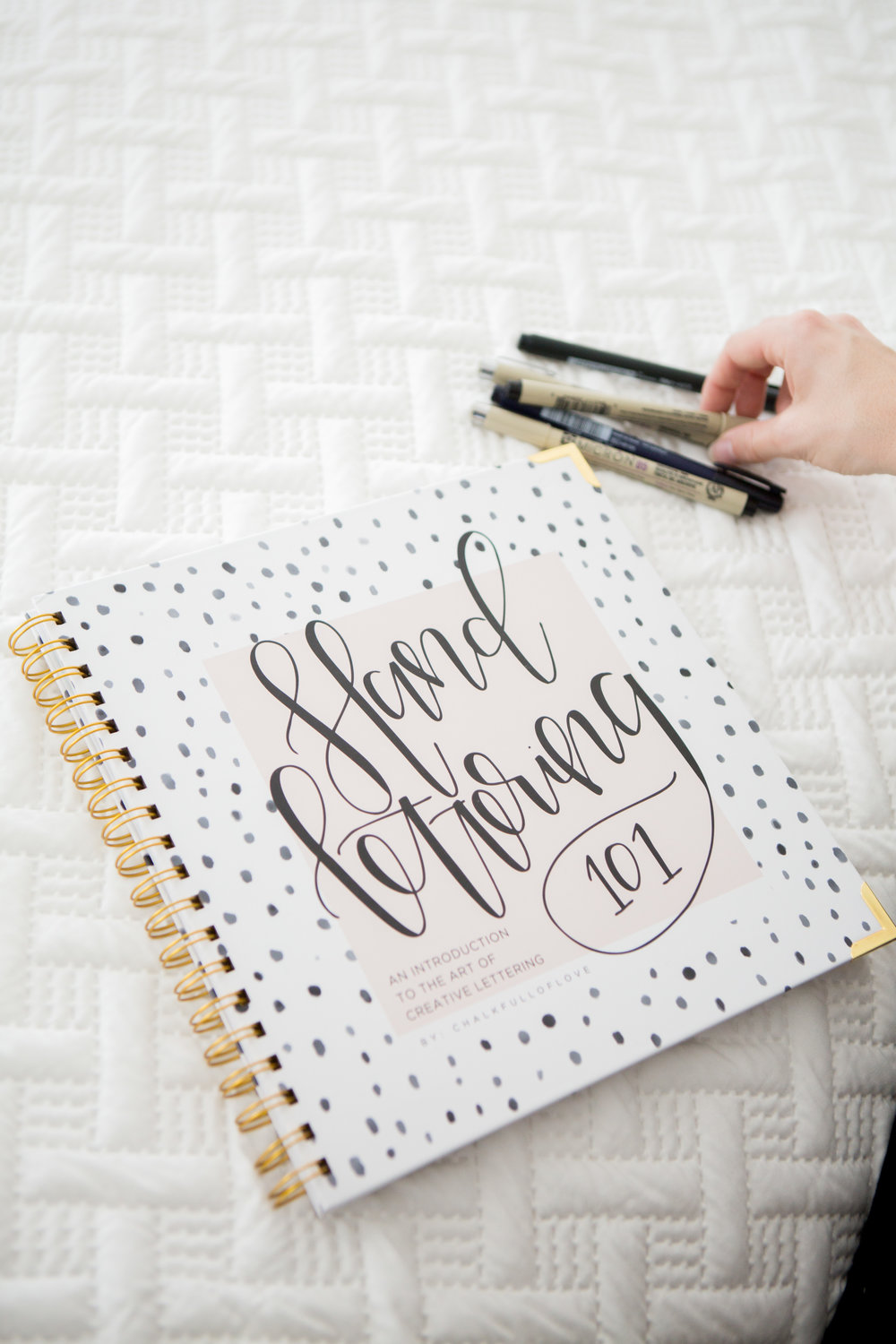On The Paige Blog How to Learn Hand Lettering