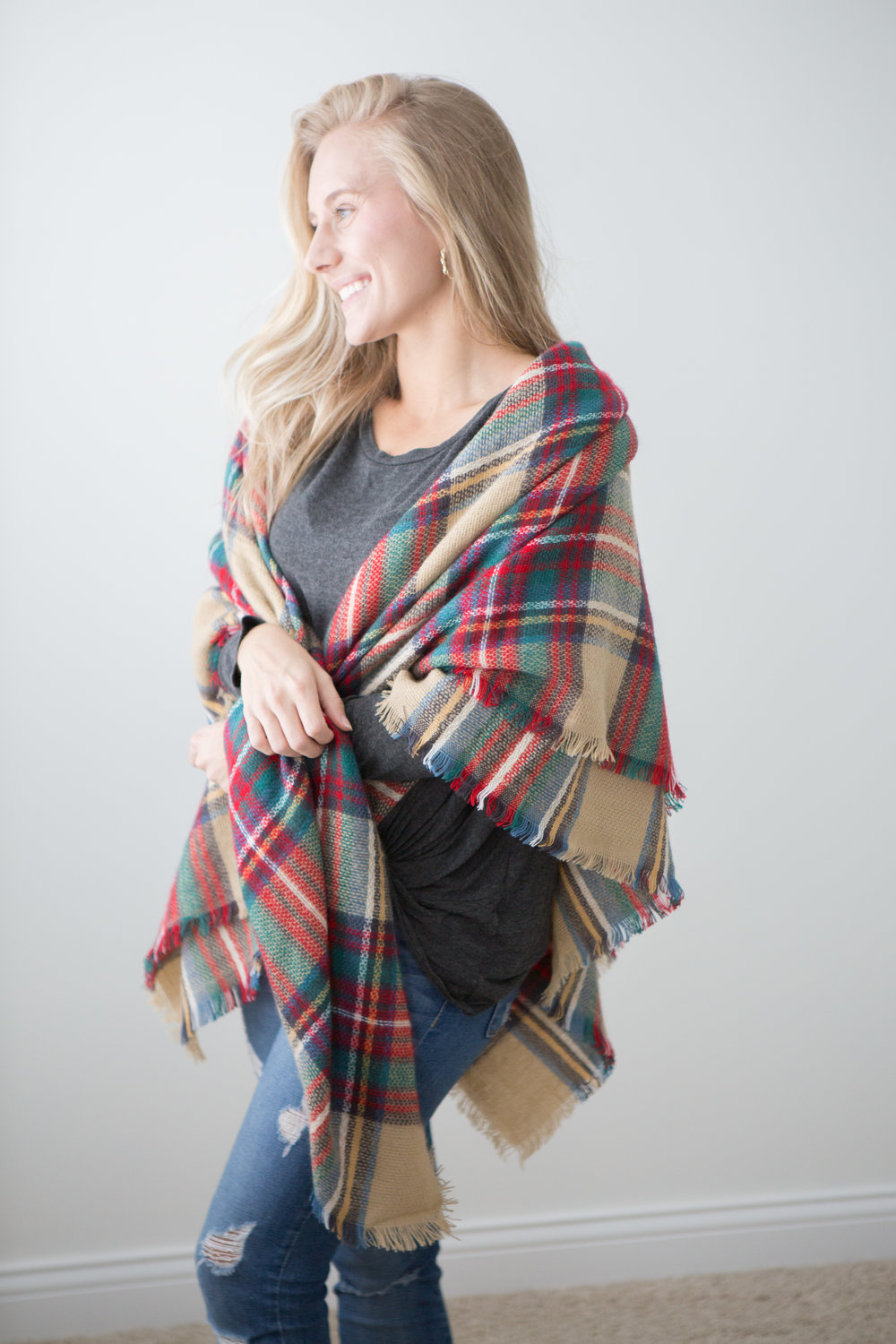 On The Paige Blog | Fall Fashion Prints and Colors | Plaid