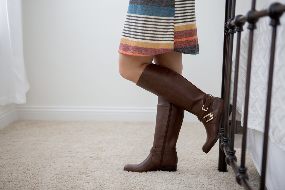 On The Paige Blog | Fall Fashion Prints and Colors | Brown