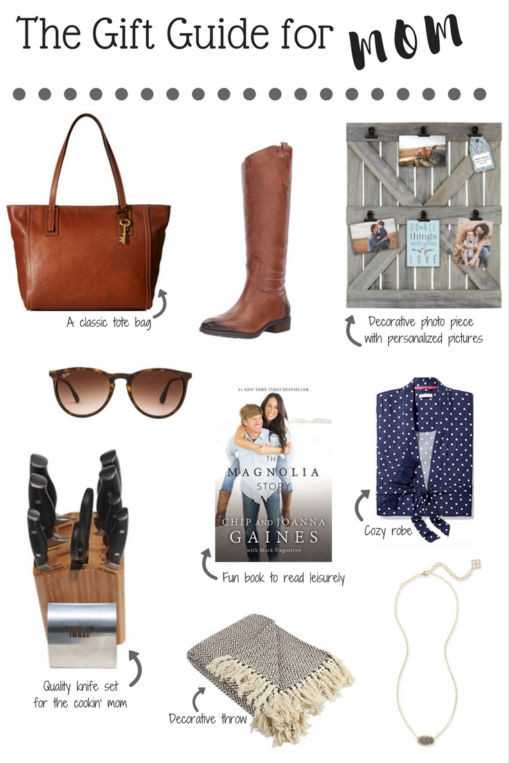 On The Paige Blog | Gift Guide for Mom | Gifts for Mom | Christmas Gifts