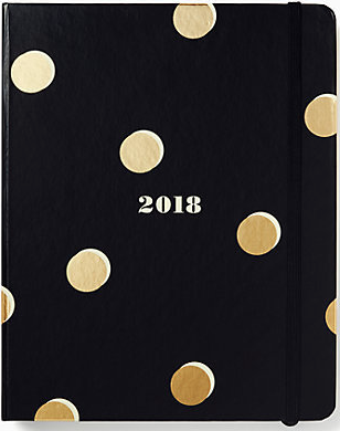 On The Paige Blog | Best Planners for 2018 | Kate Spade