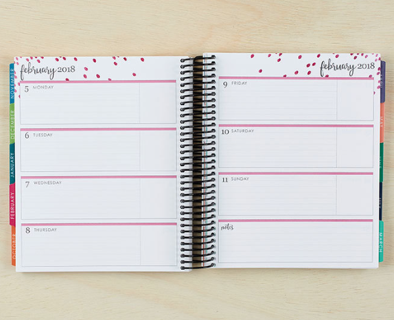 On The Paige Blog | Best Planners of 2018 | Erin Condren