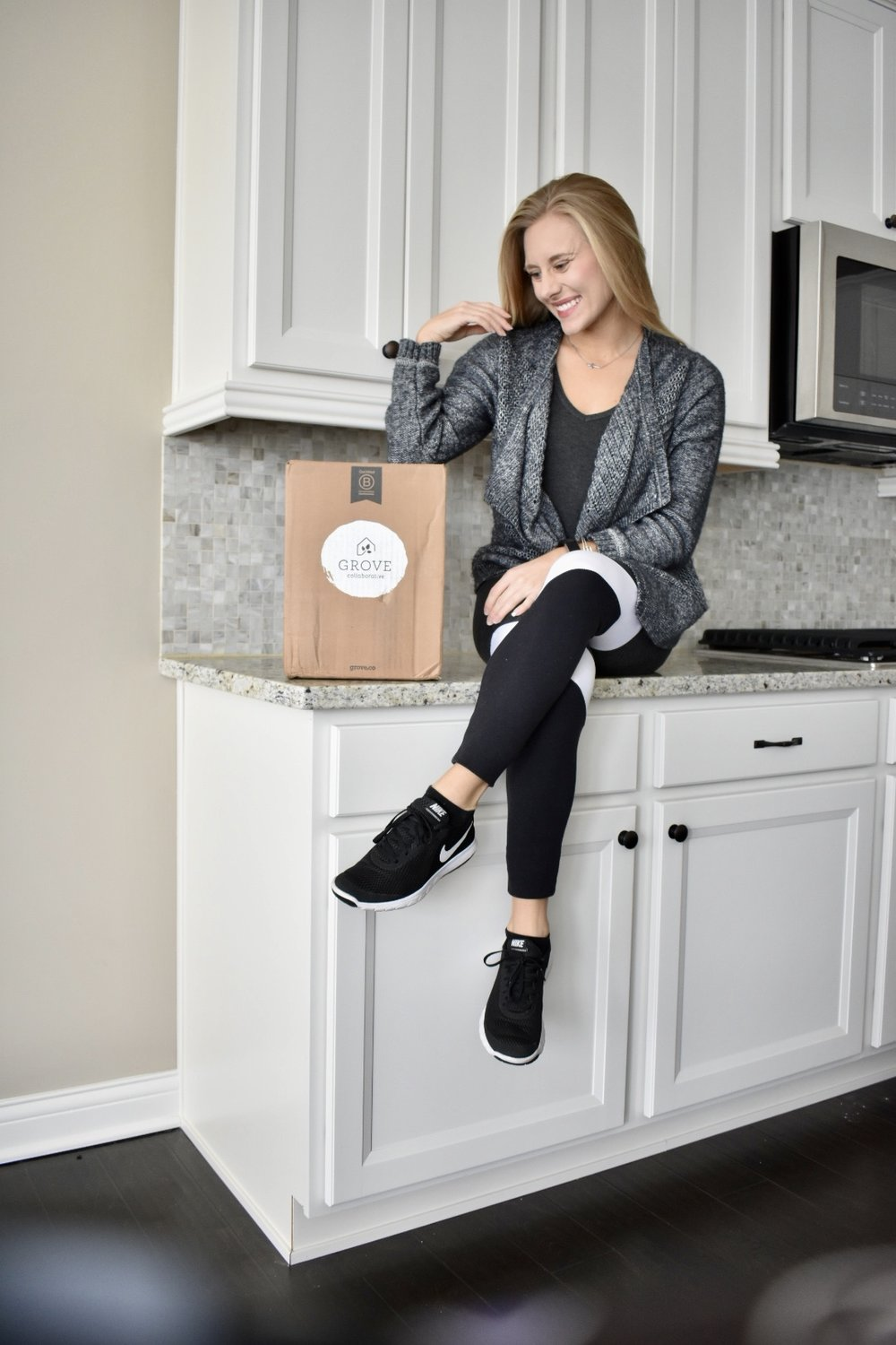 On The Paige | Healthy Living with Grove Collaborative | Clean Your Routine