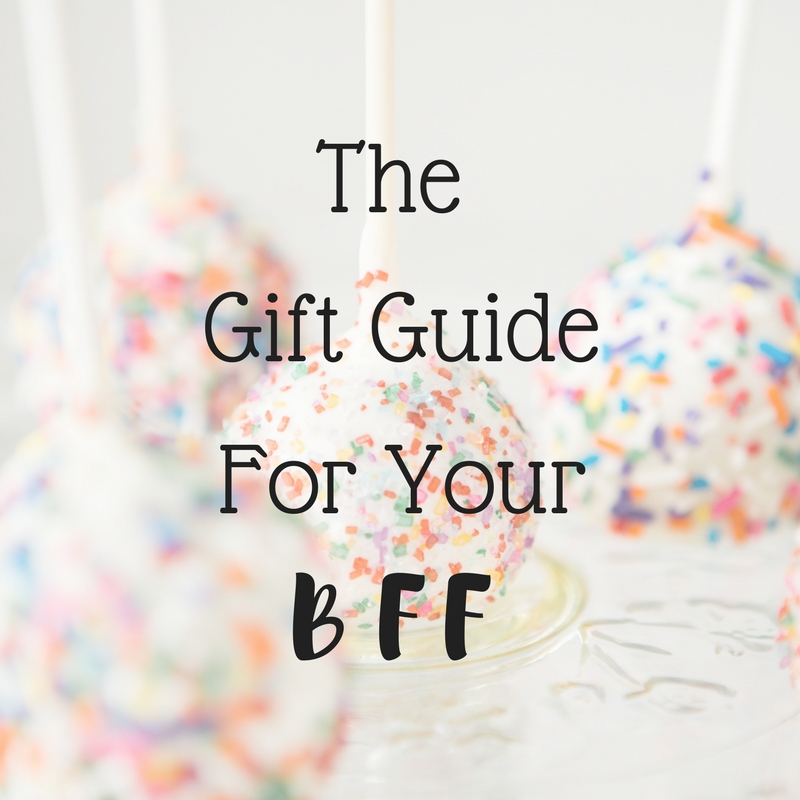 On The Paige Blog | Christmas Gift Guide | BFF Gift Guide