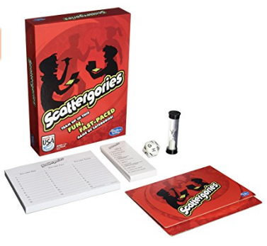 5 Best Family Games | Scattergories