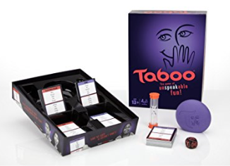 5 Best Family Games | Taboo