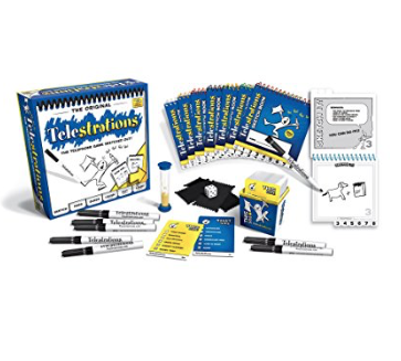 5 Best Family Games | Telestrations