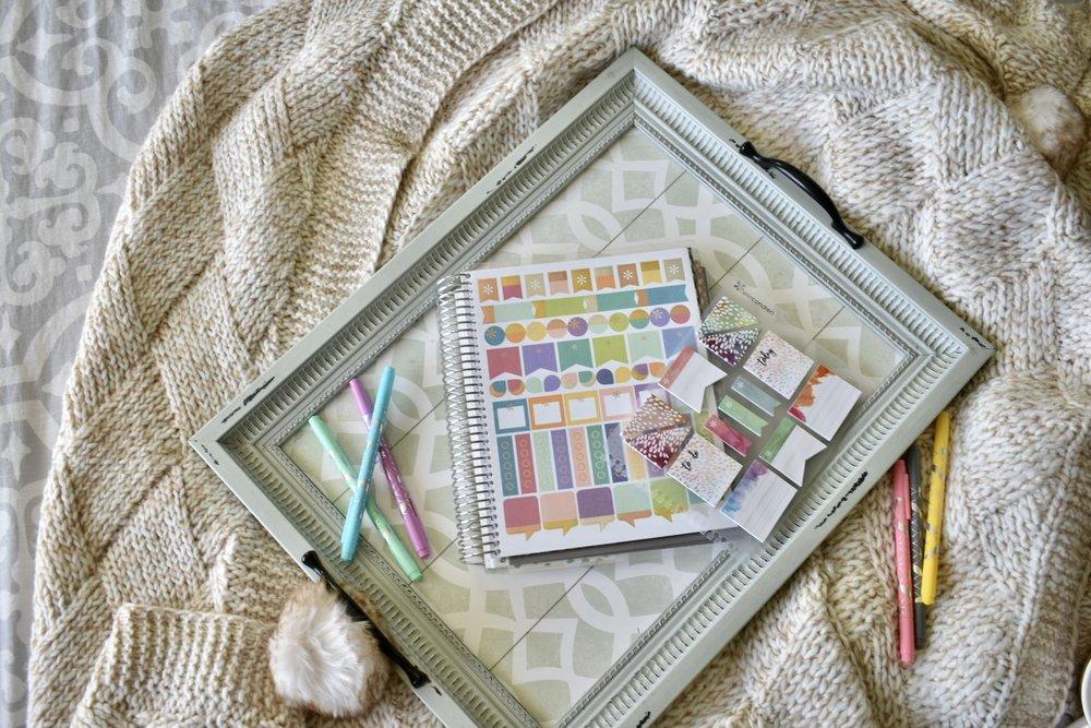 Detailed Look Inside the Erin Condren Life Planner | Best Planner for 2018 | Erin Condren | Personalized Planner