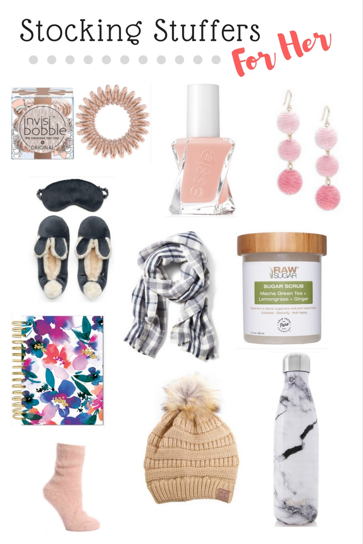 On The Paige Blog | Stocking Stuffers for Her
