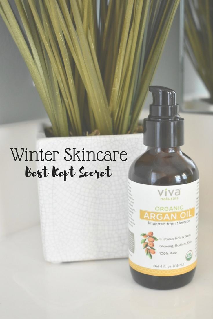 On The Paige Blog | Winter Skincare: Best Kept Secret | Argan Oil | 5 Ways to Use Argan Oil