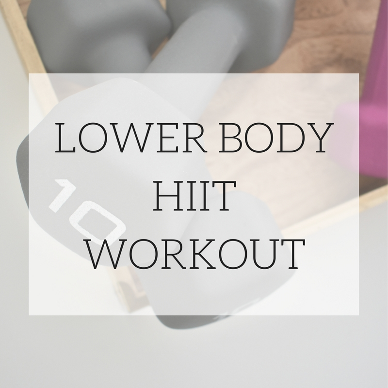 Lower Body HIIT Workout   Leg Workout   What is HIIT?