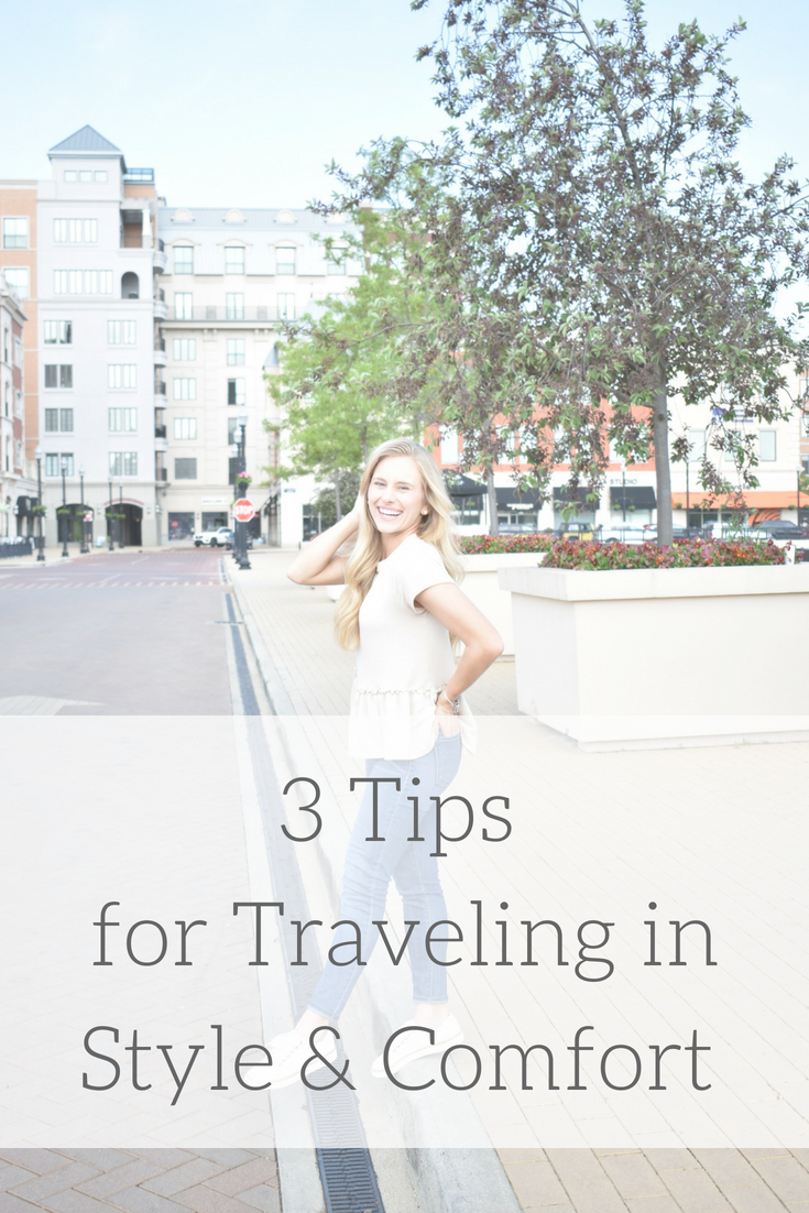3 Tips for Traveling in Style & Comfort | Traveling | Vionic Shoes