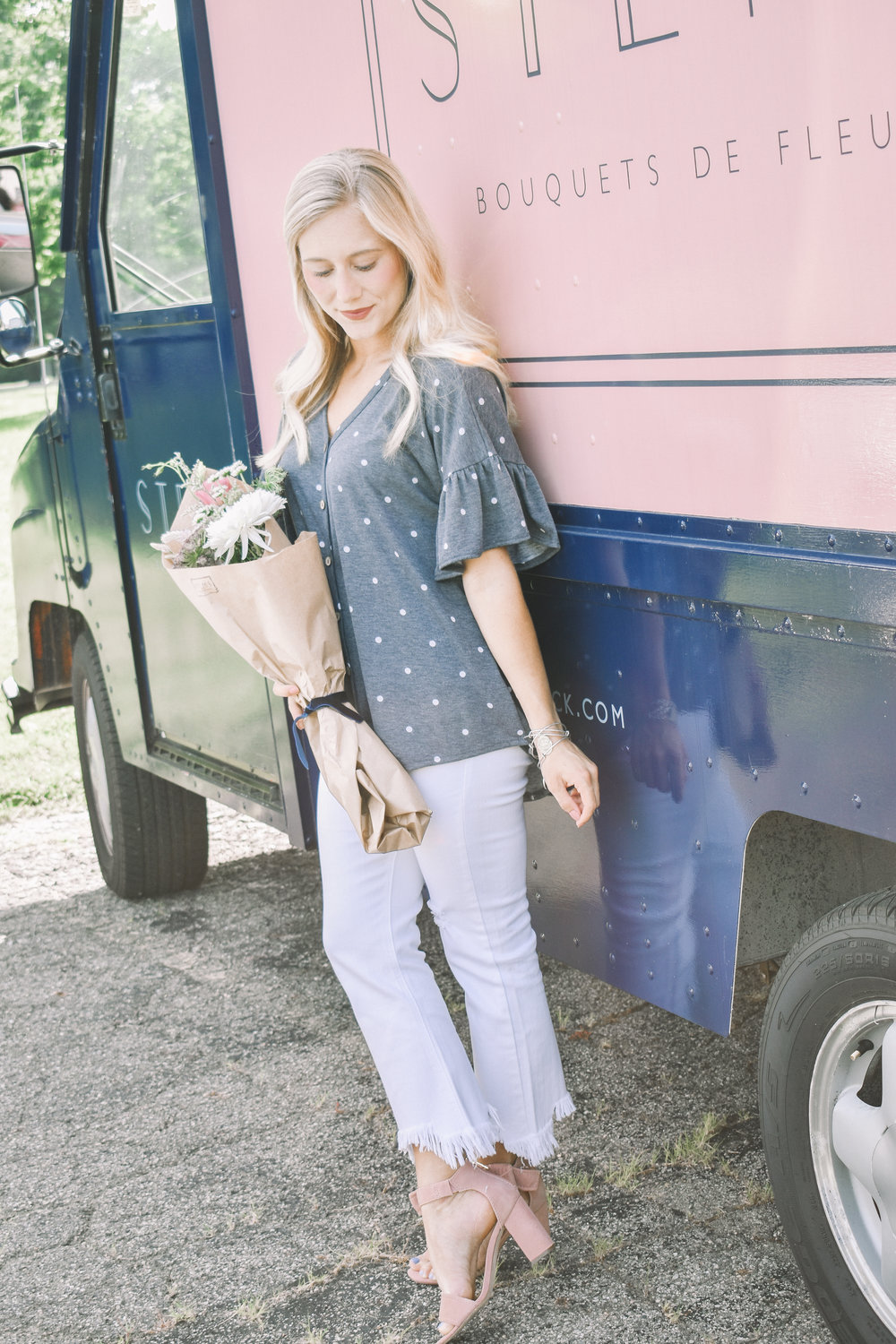 5 Ways to Style Polka Dots | Fashion Trends | Polka Dot Trend | Boutique Clothing