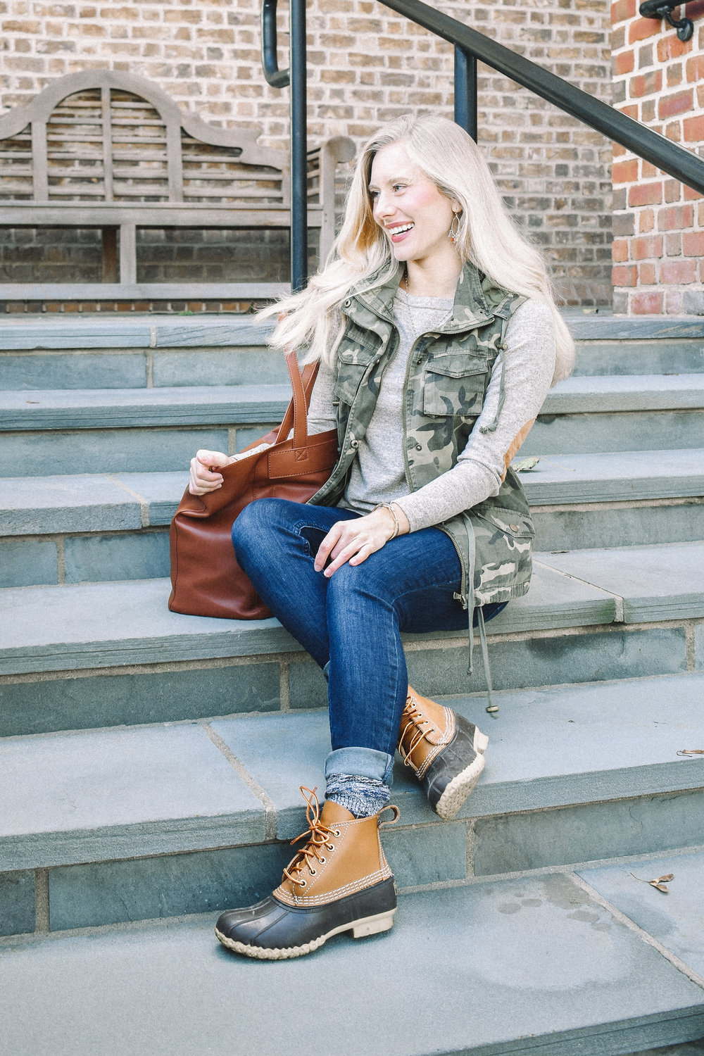 Bean Boots | Where to Find | Fall Boots | Fall Fashion | Petite Blogger | Bean Boots Styled
