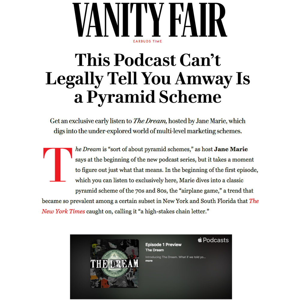 The Dream - Vanity Fair.jpg