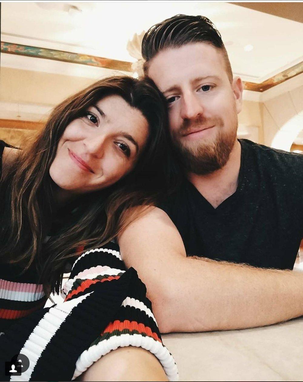 We got engaged! -