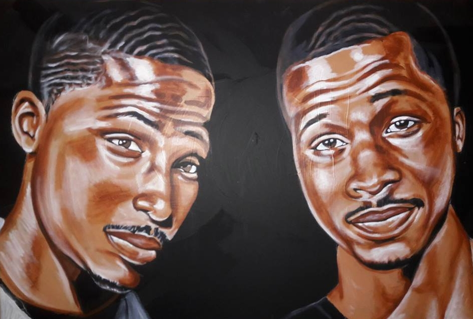 Artist and Twin