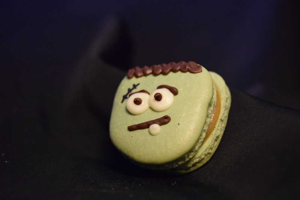 Frankenstoned - salted caramel and apple - 20mg THC