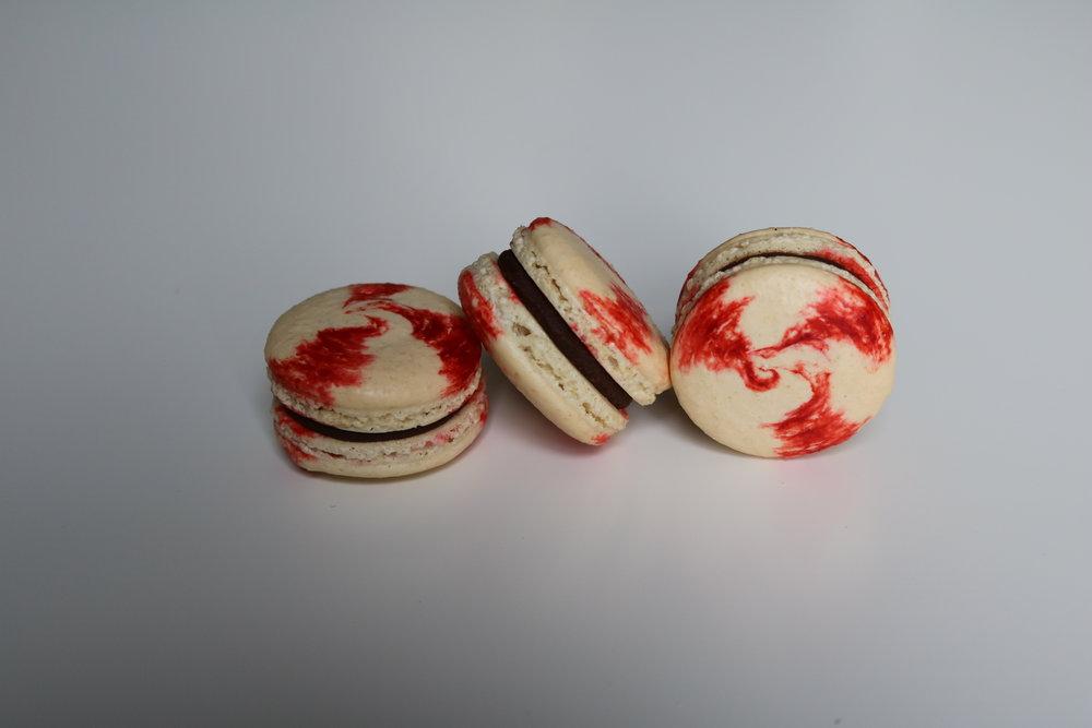 Mint Munch - Peppermint Bark Dark Chocolate - 20mg THC