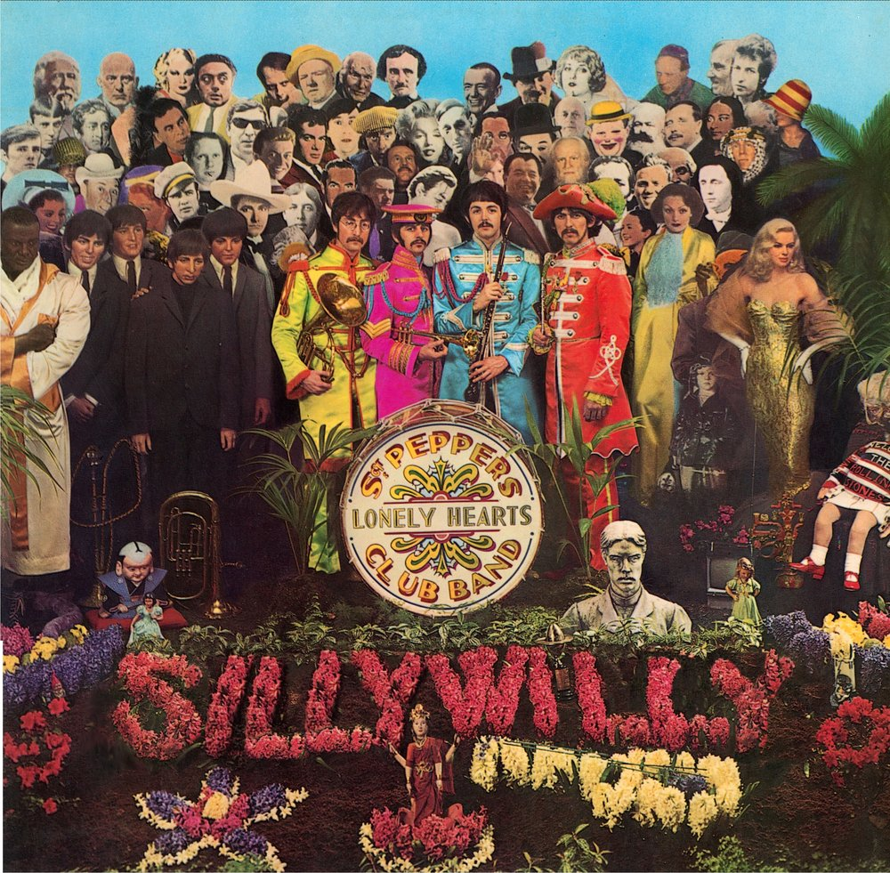 Sgt. Peppers Lonely Hearts Club Band - The Beatles