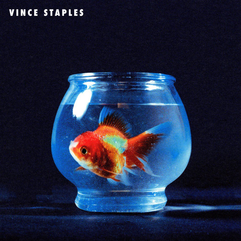 41. Big Fish Theory - Vince Staples