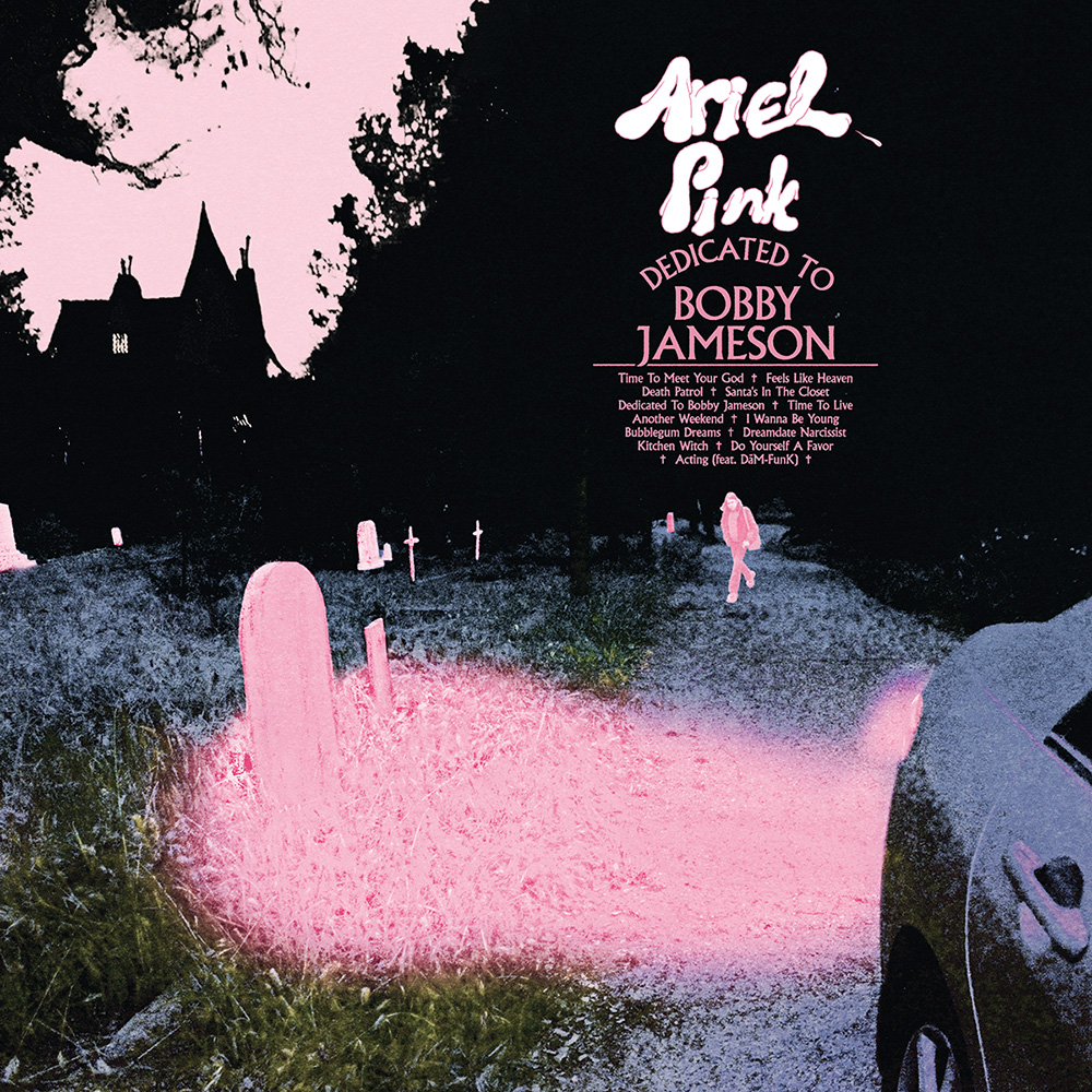 34. Dedicated to Bobby Jameson - Ariel Pink