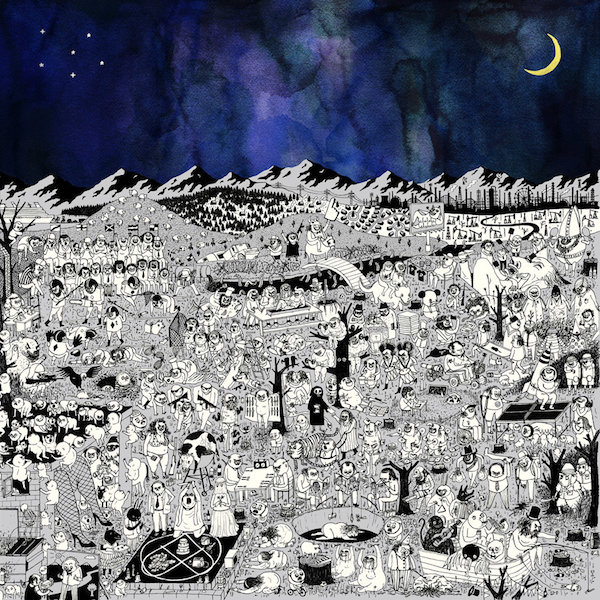22. Pure Comedy - Father John Misty