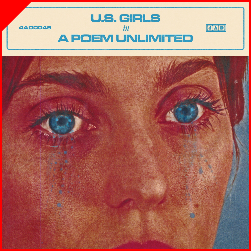 In a Poem Unlimited - U.S. Girls4ADFev/2018Indie PopO que achamos: Excelente