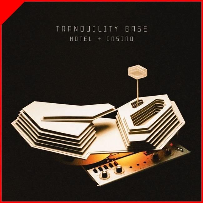 Tranquility Base Hotel & Casino - Arctic MonkeysDomino Records Co.Maio/2018Indie RockO que achamos: Muito BomTimbre Recomenda