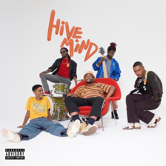 Hive Mind - The InternetColumbiaJulho / 2018R&B, FunkO que achamos: Excelente