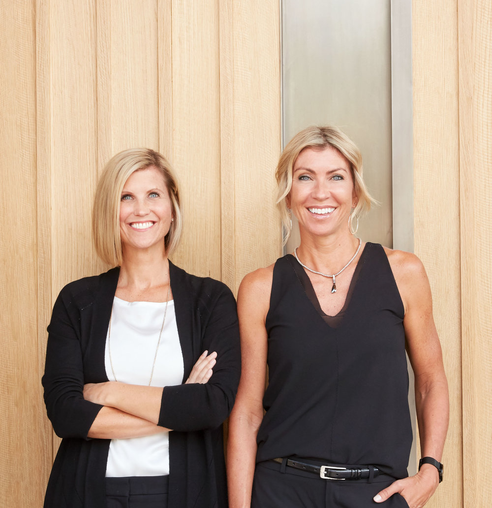 Welcome to Lecate! We're Leslie and Catherine, the founders and lead designers at Lecate. - Together we bring over 30 years of custom construction and interior design expertise to our passion — blending inspired design, hand-selected materials, and artisan craftsmanship to create a Lecate Artisan Door Experience that both welcomes and inspires.