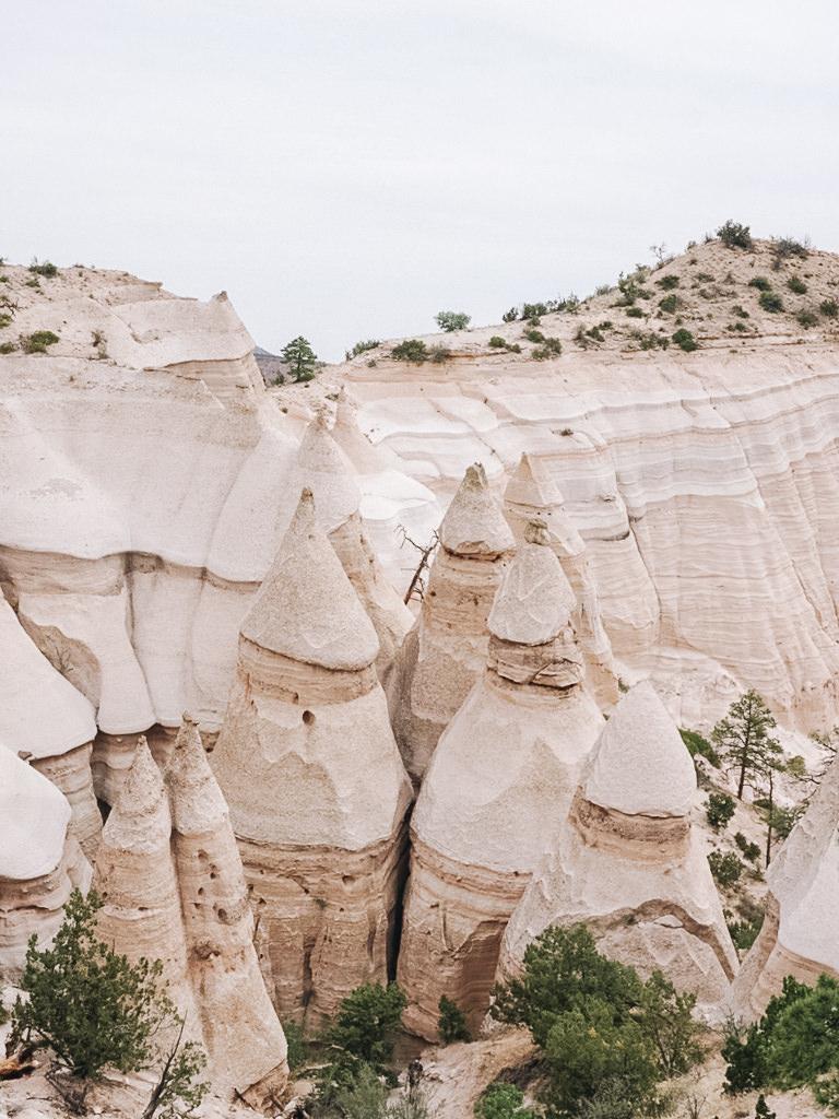 Kasha Katuwe Tent Rocks Trail