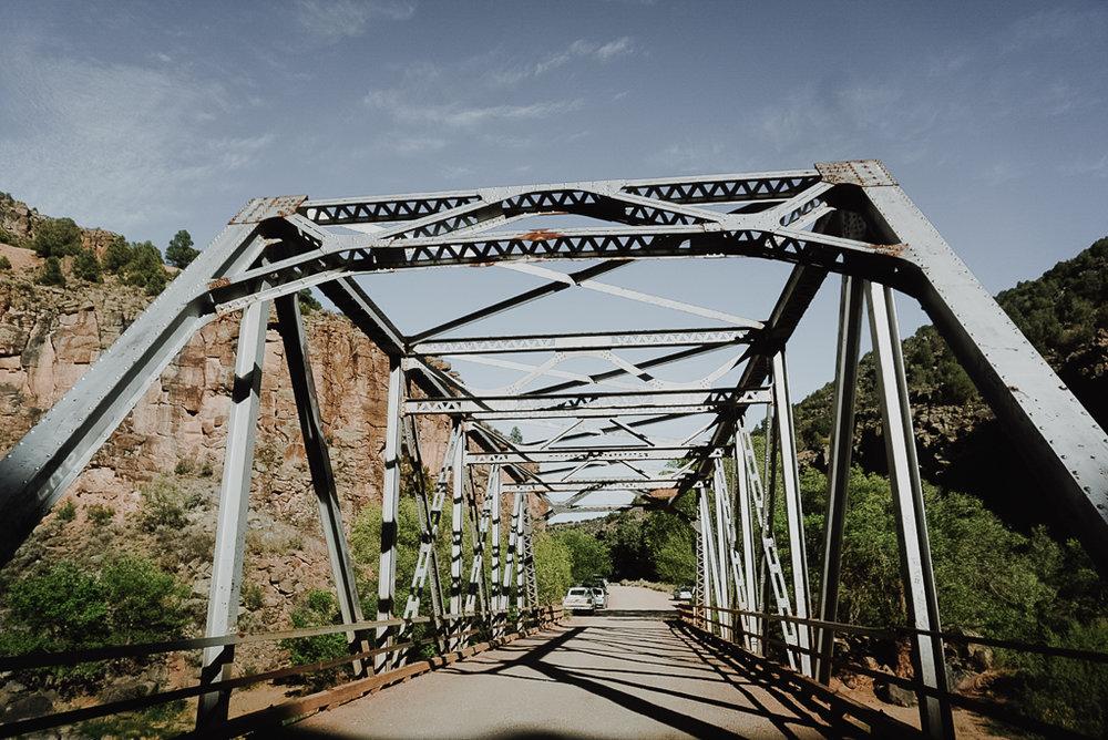 Black Rock hot springs bridge